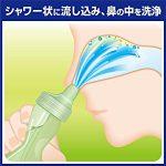 痛くない!安全かつ簡単にできる効果的な鼻うがいのやり方